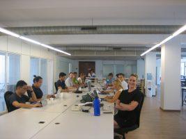 Septiembre 2016: tres meetups en Coworkidea