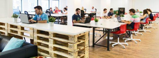 Crecen sólo los coworkings que gestionan comunidades