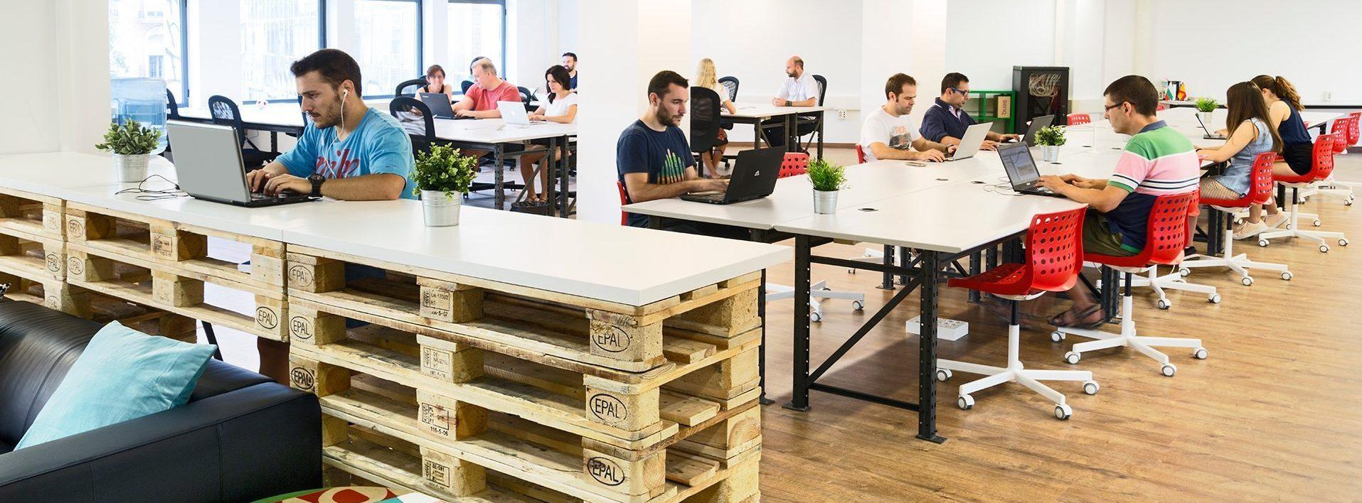 Coworkidea espacio de trabajo compartido