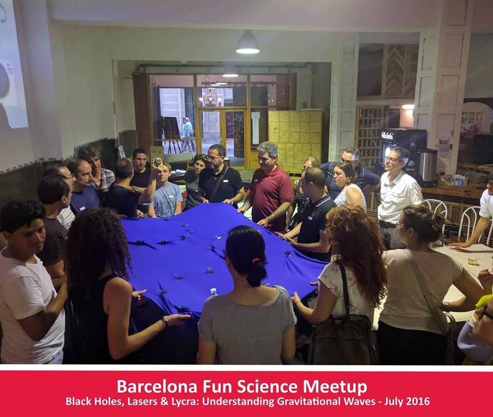 Barcelona Fun Science