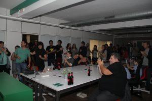 Fiesta de inauguración del espacio Creative Idea