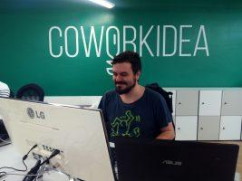 RedPanda reinventa la identidad gráfica de Coworkidea