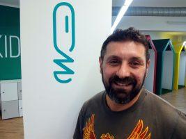 Nuestro coworker, Txema, desarrolla la web de la Marató de TV3