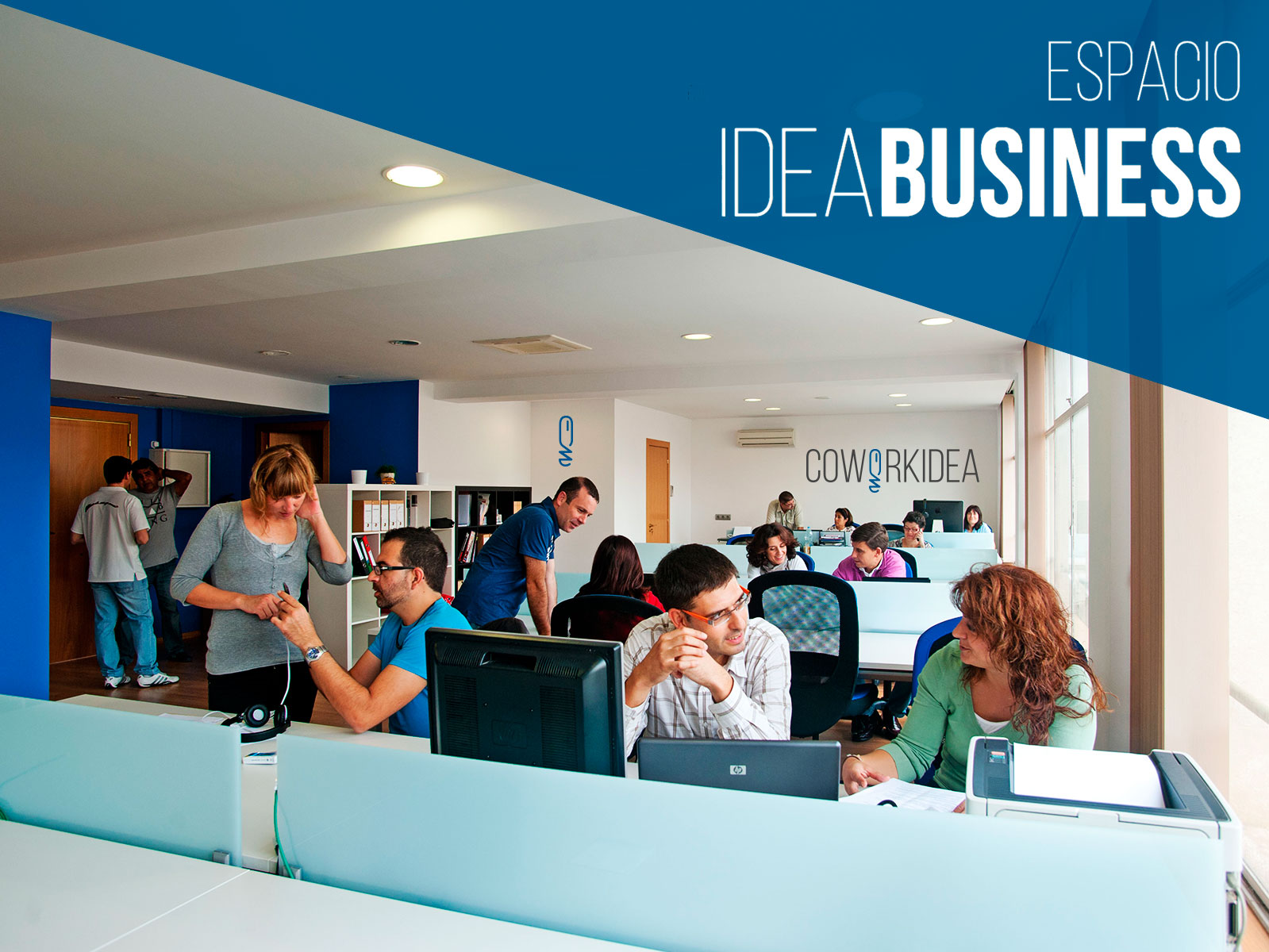 Espacio Idea Business, hub de arquitectura e ingenieria