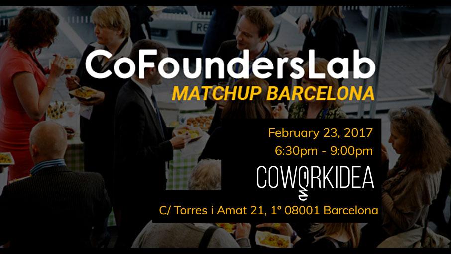 CoFoundersLab en Coworkidea