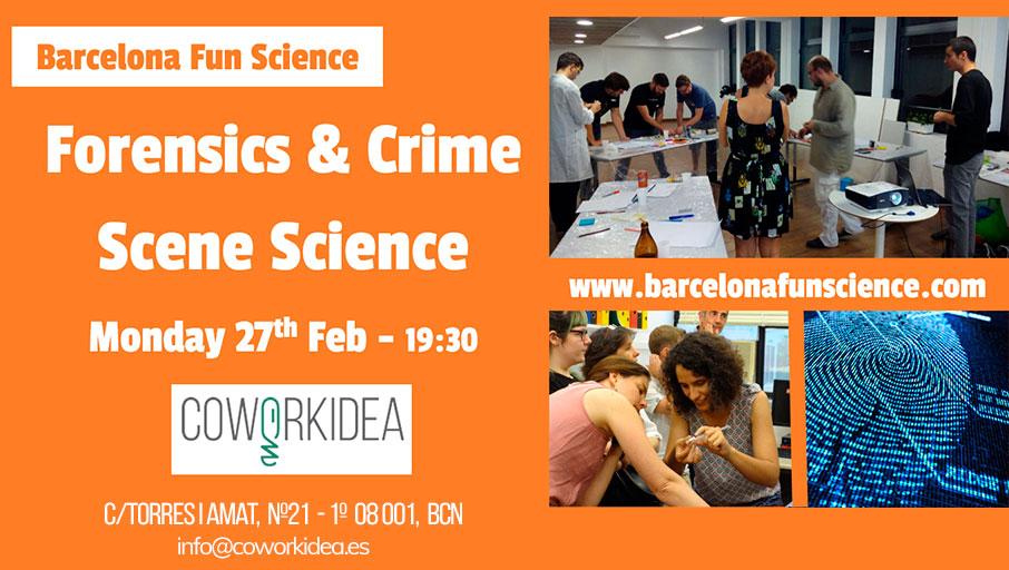 Barcelona Fun Science, haciendo la ciencia divertida en Coworkidea