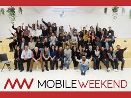 Los ganadores del Mobile Weekend, ¡próximamente en CoworkIdea!