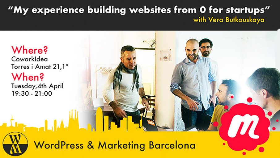 WordPress & Marketing Barcelona en Coworkidea