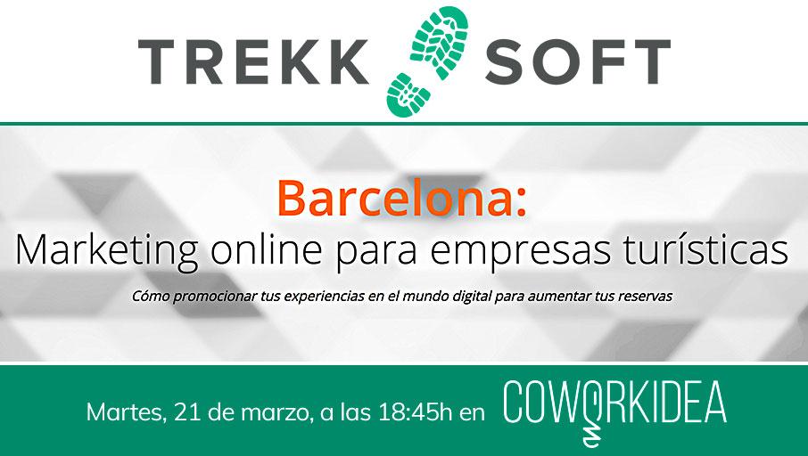 Trekk Soft, marketing para empresas turisticas