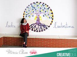 Mireia Chaos: Arte Visual y Meditación Corporal en perfecto equilibrio