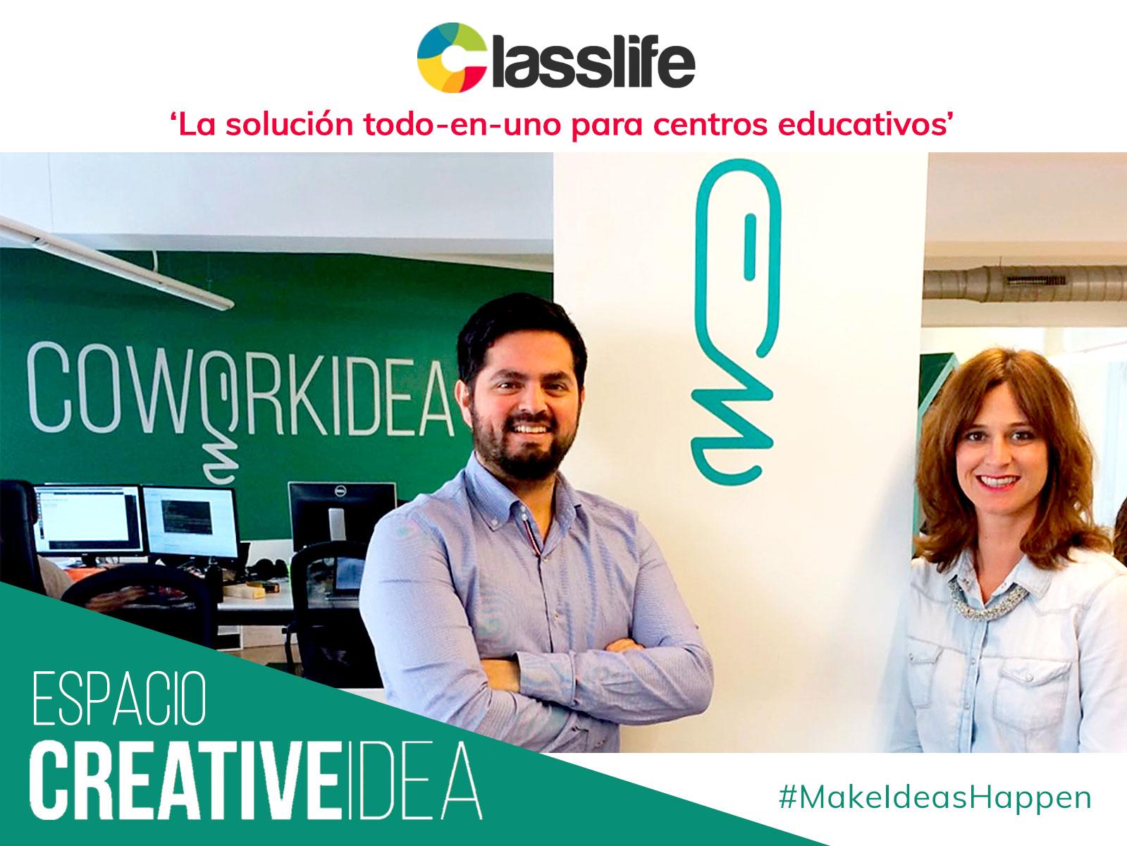 Classlife, solución para centros educativos