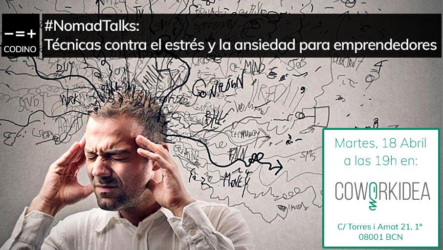 NomadTalks CODINO en Coworkidea