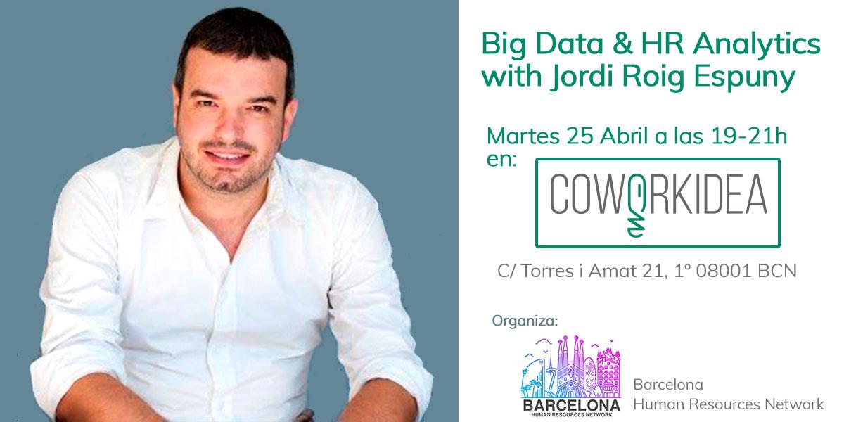 Meetup Big Data en el coworking CoworkIdea