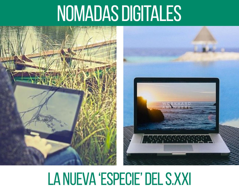 Nomadas Digitales La nueva especie del s.XXI
