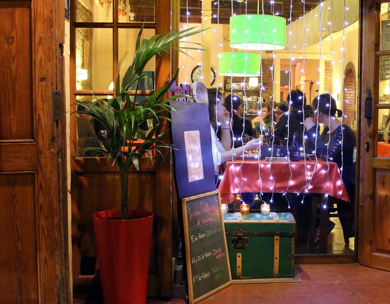 Restaurantes en el centro de Barcelona