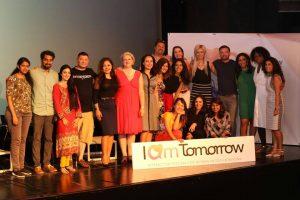 Un futuro de mujeres emprendedoras en el «I Am Tomorrow Festival»