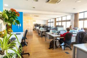 ¿Oficina compartida o despacho en un coworking?