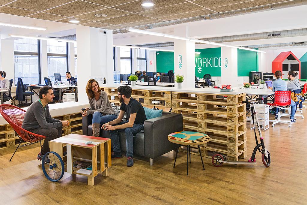 5 tips espacio de coworking