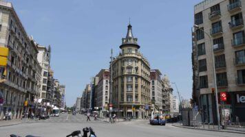 10 hotels in Barcelona center at 5 minutes walking from Coworkidea