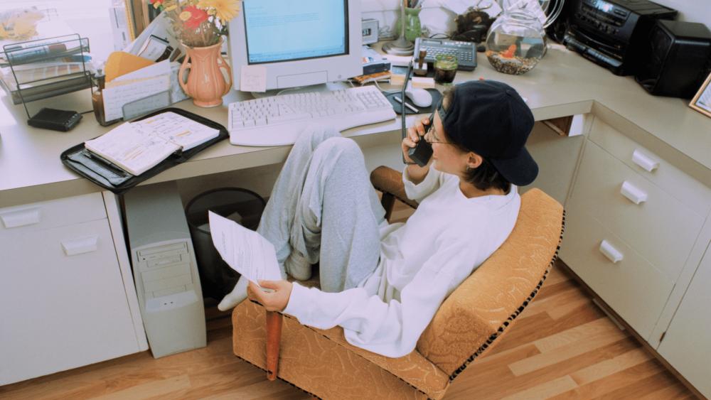 trabajo en remoto, entre home office y coworking